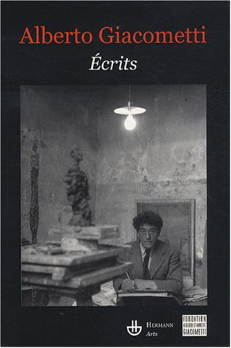 Ecrits par Alberto Giacometti