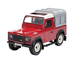 Big Farm - Land Rover con capota (TOMY 42707), surtido: colores aleatorios