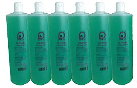 6 Nail Cleaner Dégraissant 6X1L pour Gel UV et Faux