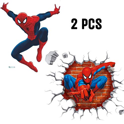 Wandtattoos Aufkleber Spiderman