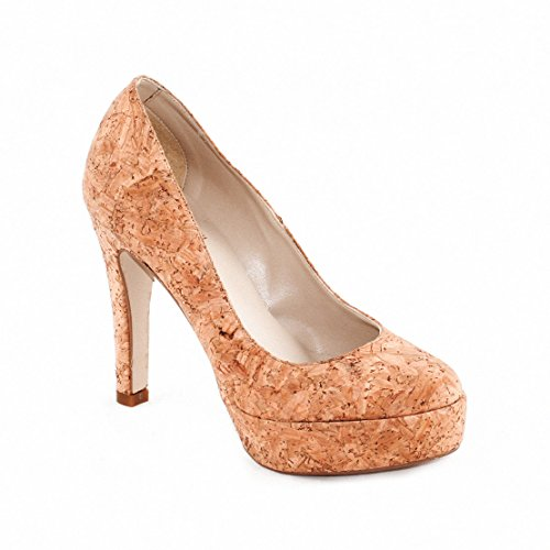 NAE Cork Pump - vegane Schuhe (41)