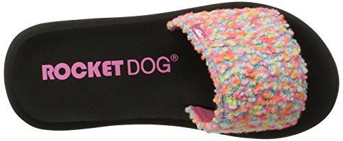 Rocket Dog Single, Infradito Donna (Pink Multi)