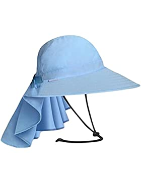 Ms. Modelli Outdoor Cappello Da Sole Cappello Outdoor Protezione Della Visiera Ad Asciugatura Rapida Giungla Cappello...