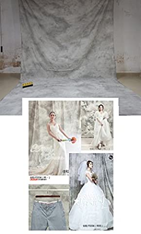 B5556 3x6 marbrure toile de fond de mousselines de 10x20ft Photo Studio Backdrops Muslin teint