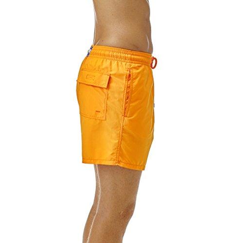 Vilebrequin - Maillot de Bain - Uni Homme Kumquat