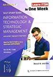 ITSM Information Technology & Strategic Management Memory Based Latest Edition For CA IPCC Old Syllabus By Manish M. Valechha Applicable for November 2019 Exam