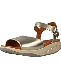 06a9f925c2f7 Amazon.co.uk  Gold - Flip Flops   Thongs   Women s Shoes  Shoes   Bags