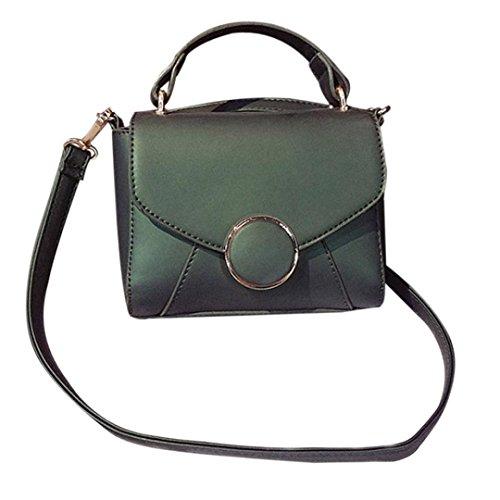 BZLine® Frauen Schultertasche Entzückende Handtasche Taschen, 16cm*8cm*12cm Grün