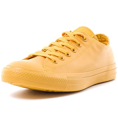 Converse Unisex-Erwachsene Chuck Taylor All Star Rubber Sneakers Yellow