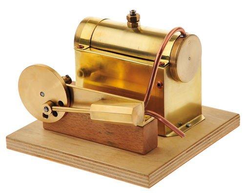 Belladecora® Modell-Dampfmaschine - Bausatz