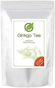 Ginkgo (Ginkgo biloba) | 250 grammes de thé aux herbes