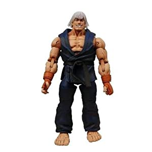 NECA – Street Fighter Ken Survival Mode Figura, 634482446478 8