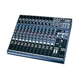 Definitive Audio MX 1804 FX Mixeur 12 Voies avec DSP Noir