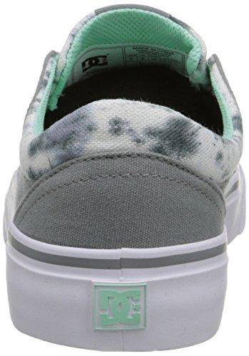 DC Shoes Trase Tx Se, Baskets mode femme Grey Feather Camo