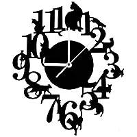 scandinave pendules et horloges d coration de la maison cuisine maison. Black Bedroom Furniture Sets. Home Design Ideas