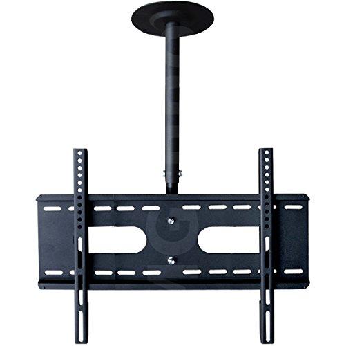 M&G Techno® Germany Drehbar 360° TV AUSZIEHBARE DECKEN HALTERUNG, Deckenhalterung L2-PA-660 , auch für DACHSCHRÄGE