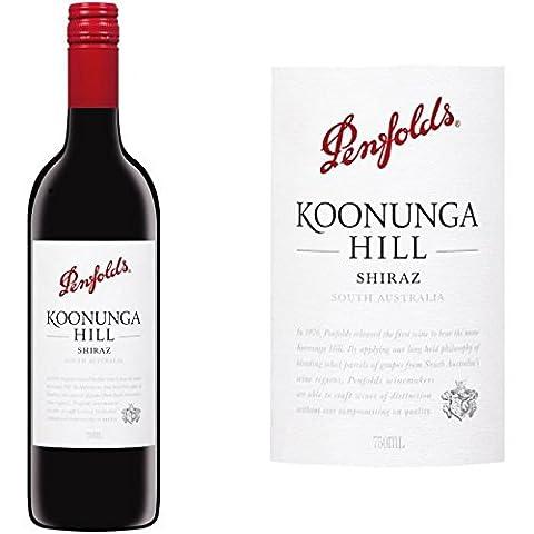 Vin rouge - Penfolds Koonunga Hill Australie Shiraz - Vin r...