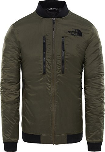 The North Face Himalayan Light Bomberjacke Taupe Green