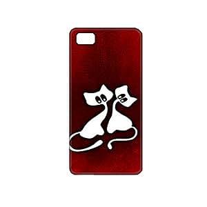 Vibhar printed case back cover for Micromax Unite 3 CatBigEye