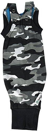 Suitical Recupero Vestito del Gatto, XX Piccolo, Camouflage Nero