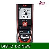 EmcoDea Leica 4280491 Laser Range Finder Disto D2 0.05 ~ 100M (1Ea)