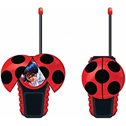 Ladybug Walkie-Talkie (Sakar SKWT2-01364A)