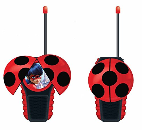 Ladybug Walkie-Talkie Sakar skwt2?01364A) Preisvergleich