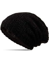 Amazon.it  cappello bordeaux - Nero   Donna  Abbigliamento b6ba735268df