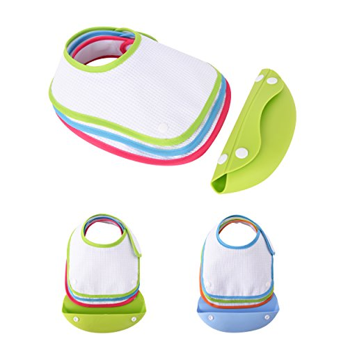 baby-toddler-silicone-waterproof-bibspack-of-3-safecare-soft-cotton-bibs-comfortablesafe-and-lifetim