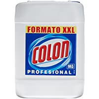 Colon Azul Profesional Detergente de lavadora Líquido - 9 kg