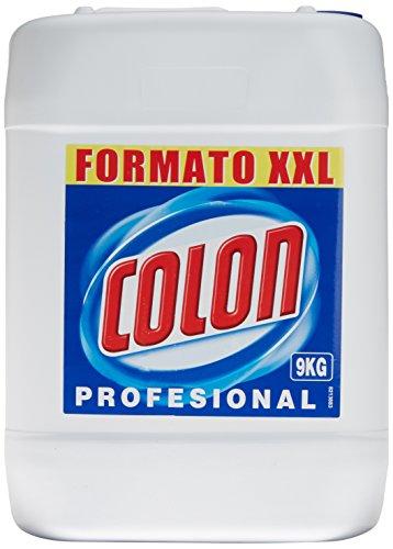Colon Azul Profesional Detergente de lavadora Líquido