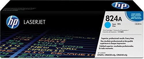 Preisvergleich Produktbild HP 824A (CB381A) Blau Original Toner für HP Color Laserjet CP6015, CM6030, CM6040