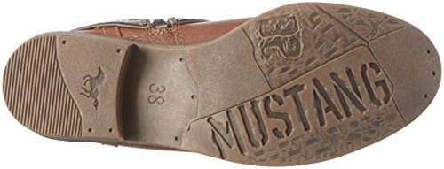 Mustang Damen 1157-531-301 Langschaftstiefel Braun (301 kastanie)