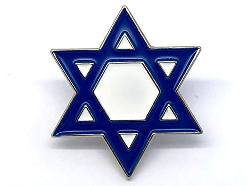 Patch Nation Israel israelische Flagge Metall Button Badge Pin Pins Anstecker Cosplay Brosche