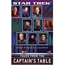 Tales from the Captain's Table - Star Trek [Paperback]