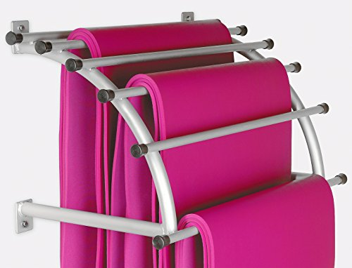 Sport-Thieme® Aufhängekonsole für Gymnastikmatten, Für Matten bis 120 cm Breite
