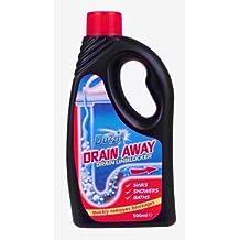 2 x Duzzit con drenaje desagüe desatascador ecológico líquido formular 500 ...