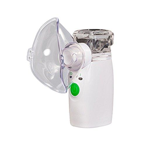Healthcare Compressor Vernebler - Mute Portable entlasten Husten Relief Die Pain Medical Vernebler, die von Erwachsenen und Kindern verwendet werden können