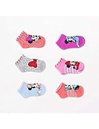 Calcetines Cortos Mickey & Minnie (Talla: T.U.)