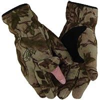 Benisport Handschuhe mit warmem Futter und Reißverschluss am Finger