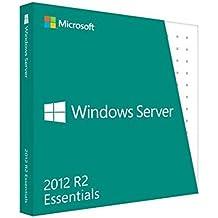 Microsoft Windows Server Essentials 2012 R2 x64 - Sistemas operativos (Fabricante de equipos originales (OEM), 60 GB, 2 GB, 1,3 GHz, Alemán)
