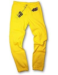 Valentino Rossi señoras amarillo gimnasio Chándal Jog pantalones, mujer, amarillo