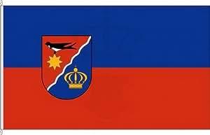 Bannerflagge Schieder-Schwalenberg - 80 x 200cm - Flagge und Banner