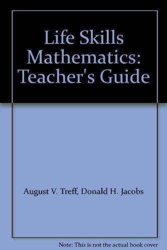 Life Skills Mathematics: Teacher's Guide