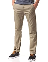 EMERICA Pant REYNOLDS STRAIGHT Chino, tan 32