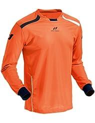 Pro Touch K-TW - Camiseta deportiva de manga larga, color - orange/schw/wß, tamaño 176