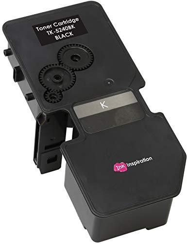 Schwarz Premium Toner kompatibel für Kyocera ECOSYS M5526cdn M5526cdw P5026cdn P5026cdw   TK-5240 TK-5240K 1T02R70NL0 4.000 Seiten - Mita Laser Drucker Patronen