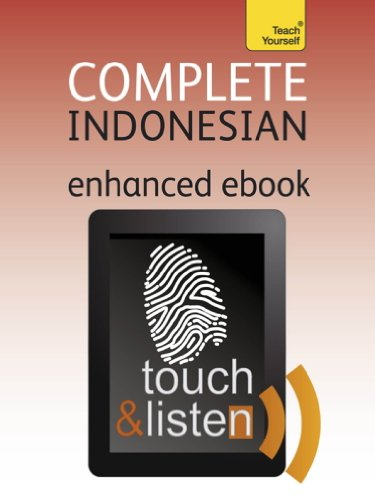 Complete Indonesian (Bahasa Indonesia): Teach Yourself: Audio eBook (Teach Yourself Audio eBooks) (English Edition)