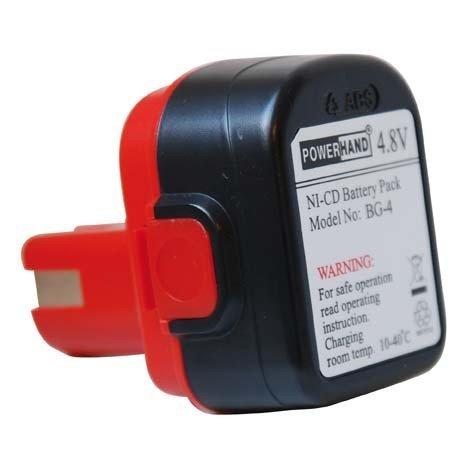 Powerhand BG-4 Akku, 4,8 V, 3 Ah, Ni-Cd Nicd Akku