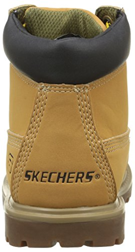 Skechers Jungen Mecca Stiefel beige (WTN)